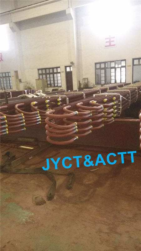 Seamless Helical Spiral Wound Finned Tubes For Heat Recovery Steam Generator